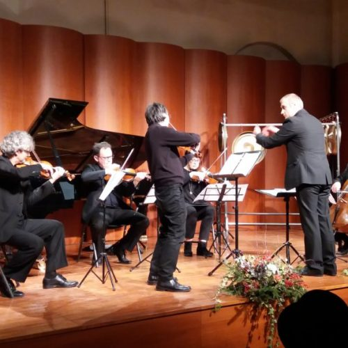 Composizioni per strumento solista e orchestra