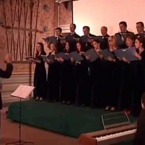 Composizioni per voci, coro e orchestra